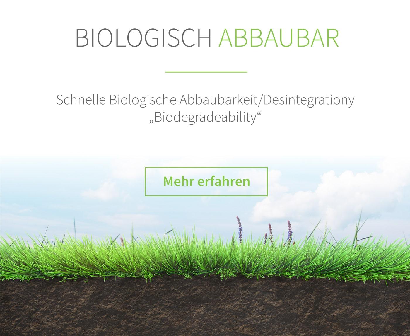 Biologische Abbaubarkeit