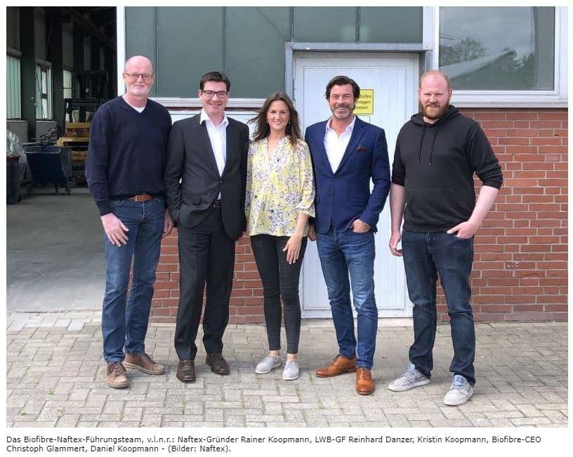 Naftex Biofibre mit Christoph Glammert